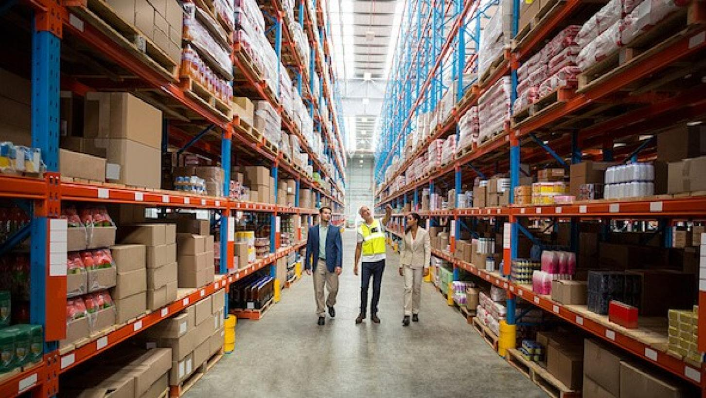 3 Tips To Improve Your Warehouse Space Utilisation