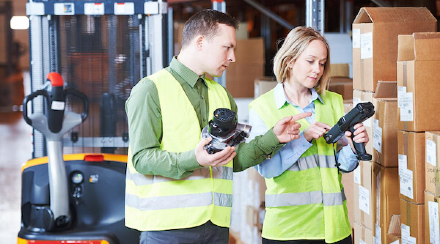 Improve Your Warehouse Inventory Management System