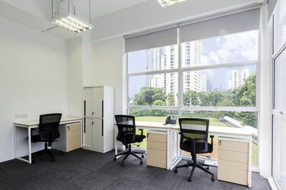 Suited Offices @ Raeburn ...